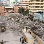 School building collapses in Lagos‎