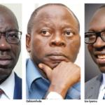 Edo Election: We have no malice, Obaseki tells Oshiomhole, Ize-Iyamu