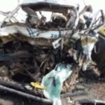 Osun road crash claims one, injures 3 children