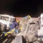 Two die, several injured in Saturday night accidents in Lagos
