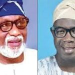 Resign now if you still have honour, Akeredolu tells estranged deputy, Ajayi
