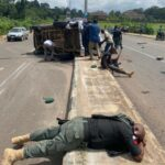 Several policemen feared dead in Akure accident 