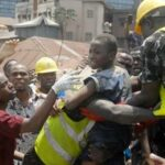 Four die as building collapses in Obalende, Lagos  