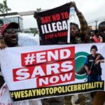 #EndSARS protests: FG accuses CNN of 'irresponsible journalism', denies massacre of protesters at Lekki tollgate