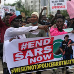 #EndSARS protests continue despite Buhari's appeal for calm‎