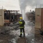 Eight killed, 25 houses, shops razed in Lagos Gas Explosion