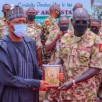 Change tactics, attack Boko Haram in hideouts, Zulum advises army