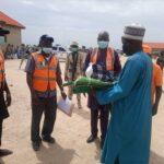 Malaria: NEMA distributes mosquito nets, blankets to IDPs in Maiduguri