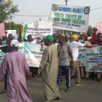 Borno CSOs rally against disbandment of SARS