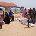 NEMA distributes food to 38,000 displaced households in Borno