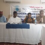 Journalists, major pillars of societal development - Garba, Ex-NUJ President