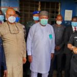 Ugwuanyi visits defunct SARS office to confirm closure