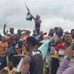 #EndSARS: Travelers groan as protesters block major routes in Nigeria