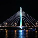 Just in: Lekki-Ikoyi bridge gutted by fire