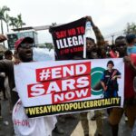 #EndSARS: Port Harcourt ‎residents defy Wike's order, hold protests