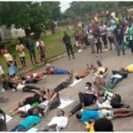 Just in: Schools shut as #EndSARS protests mar full resumption of academic activities in Lagos