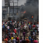 #EndSARS: Amnesty International says at least 12 protesters were killed at Lekki tollgate plaza‎