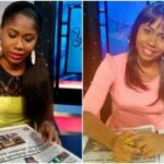 Broadcast journalist says she was removed from TVC on orders from Tinubu's Bourdillon‎ home