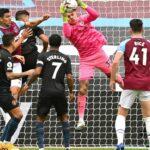 West Ham hold Man City