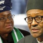 Just In: Buhari, Okonjo-Iweala meet in Aso Rock