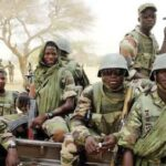 Eight insurgents, female suicide bomber killed by troops in Borno, Yobe