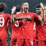 Bayern top Bundesliga after narrow win