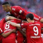 Bayern beat Dortmund to go top of Bundesliga