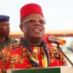 Again, Umahi slams secession advocates, reaffirms faith in United Nigeria