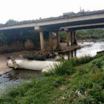 Drunken truck driver falls from Lagos bridge, drowns in river