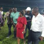 Benin agog as Super Eagles arrive ahead of Friday's AFCON qualifier