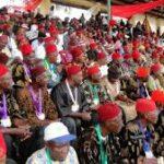 We believe in One Nigeria, South East Leaders tell Buhari's delegation