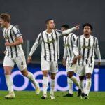 Juventus survive Ferencvaros scare to qualify for last 16