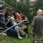 Two dead as Malaysian helicopters collide