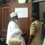 Just in: Court orders remand of ex-Senate Leader Ndume for failure to produce Maina