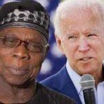 Obasanjo congratulates Biden, Harris on election