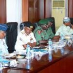 Just in: Reps in closed-door meeting with Service Chiefs