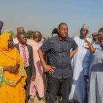 Borno Governor visits NEMA, makes case for 800,000 IDPs in urgent need for food