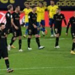 La Liga:Barca lose to Cadiz for first time since 1991