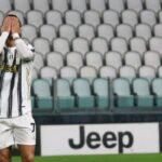 Ronaldo misses penalty as Juve draw again