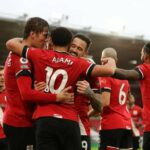 EPL: Southampton beat Sheffield 3-0 to go third