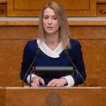 Estonia gets first female Prime Minister