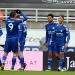 EPL: Maddison, Tielemans fire Leicester into third spot