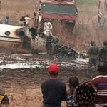 NAF Chief orders probe of Air Force Jet crash as FERMA recovers seven bodies from crash site