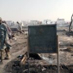 IDP camps destroyed by fire in Borno