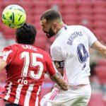 La Liga: Atletico denied derby victory by late Benzema equaliser