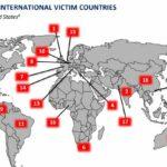 FBI ranks Nigeria 16th worst affected by internet crimes +full list