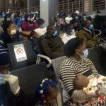 160 Nigerians stranded in Libya return