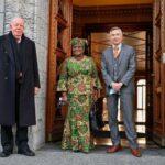 Okonjo-Iweala talks tough as she resumes as WTO DG.