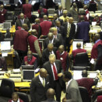 Stock market records N140bn weekly loss