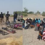 60 captives rescued as troops neutralise 41 terrorists in Borno